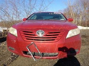 2007 Toyota Camry Le 2 4l  4 Cylinder  At  Fwd Stock