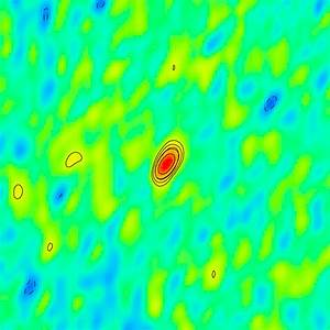 Astronomers Catch Jet from Binge-Eating Black Hole ...