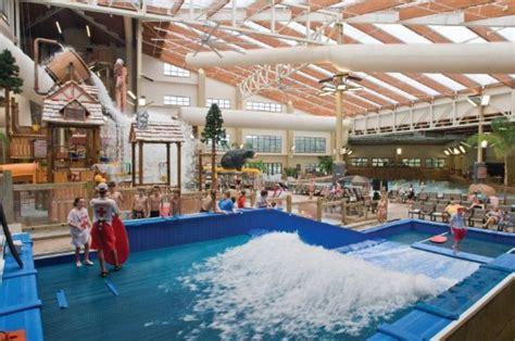 in door water park wyndham vacation resorts great smokies lodge updated