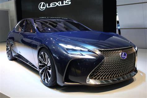 2018 Lexus Concept Car Photos Catalog 2018