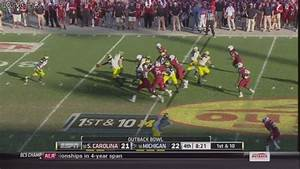 Jadeveon Clowney Hit Against Michigan [VIDEO] - Business ...