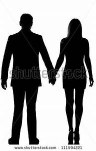 man and woman standing   Clipart Panda - Free Clipart Images