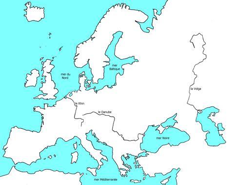 Carte Vierge De L Europe by Cartograf Fr Cartes Des Continents Europe Page 5