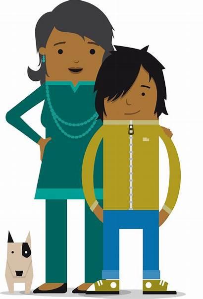 Children Clipart Parents Special Adhd Needs Parent