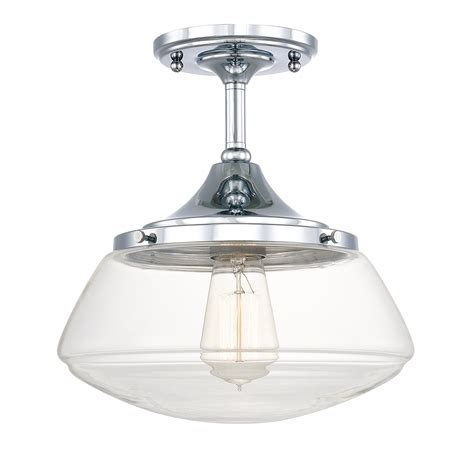1 light ceiling fixture capital lighting fixture company
