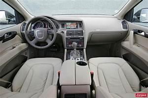 Audi 7 Places : audi q7 au volant ~ Gottalentnigeria.com Avis de Voitures
