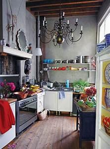 10, Beautiful, Bohemian, Kitchen, Ideas, U0026, Designs
