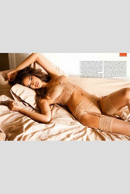 Irina Shayk - GQ Magazine Latin America (May 2011) - GotCeleb