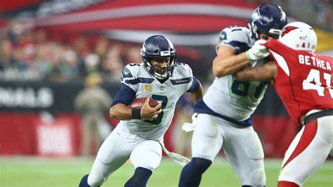 seahawks cardinals  stream    week  game