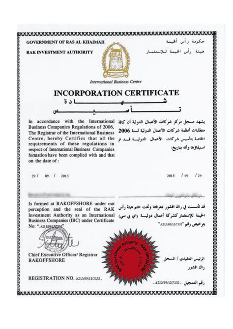 united arab emirates ras al khaimah offshore zones