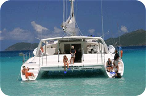 Power Catamaran In Bvi by Boat Bvi Article Virgin Island Sailing The Source For