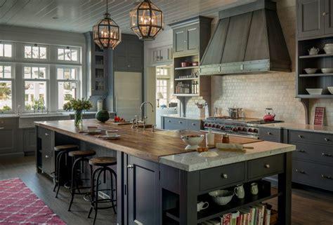 table cuisine contemporaine design cuisine industrielle contemporaine en 50 photos formidables