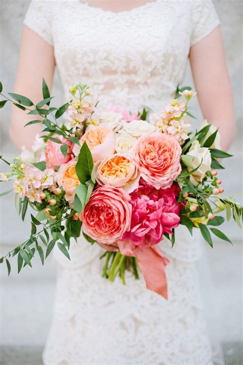 Stunning Summer Wedding Bouquet Flowers But Would Like To