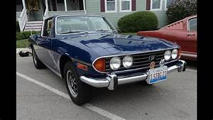 My Car Story With Lou Costabile 1973 Triumph Stag