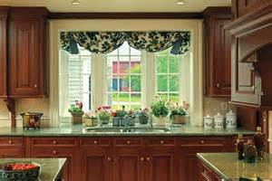 over the sink kitchen window treatments home round