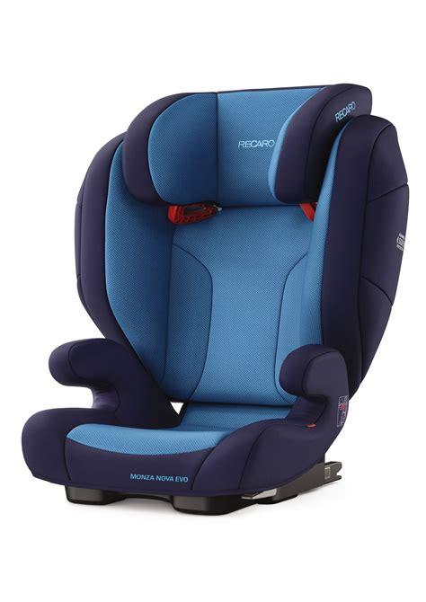 recaro si e auto recaro child car seat monza evo seatfix 2018 xenon