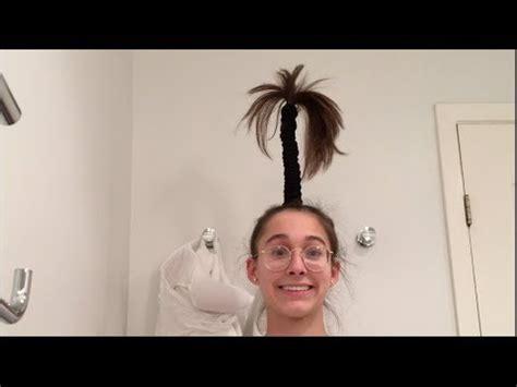 urgent hair tutorial youtube