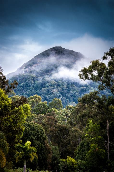 Nature Landscape Mountains Photography Clouds