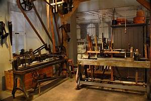 18th Century Machine Shop Photograph by Judi Quelland