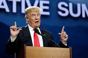 Donald Trump may announce his VP pick before national ...