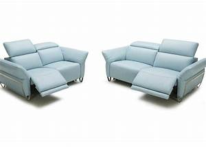 Modern, Sofa, With, Motorized, Reclining, Function