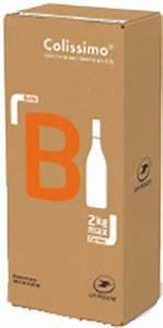 Boite Colis Poste Dimensions : tarifs postaux colis colissimo en 2018 la poste ~ Nature-et-papiers.com Idées de Décoration