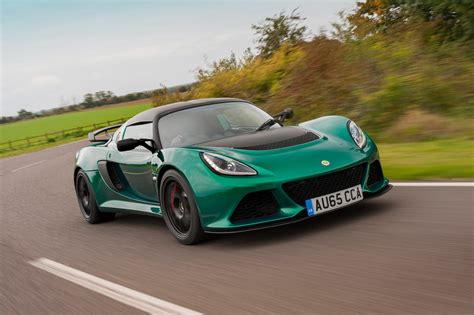 Lotus Exige Sport 350 (2016) Review By Car Magazine