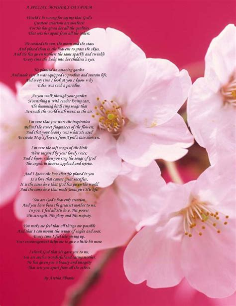 mothers day quotes poems best mothers day poems