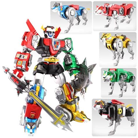 voltron action figure ex ultimate toynami inch edition figures earth shipping entertainmentearth