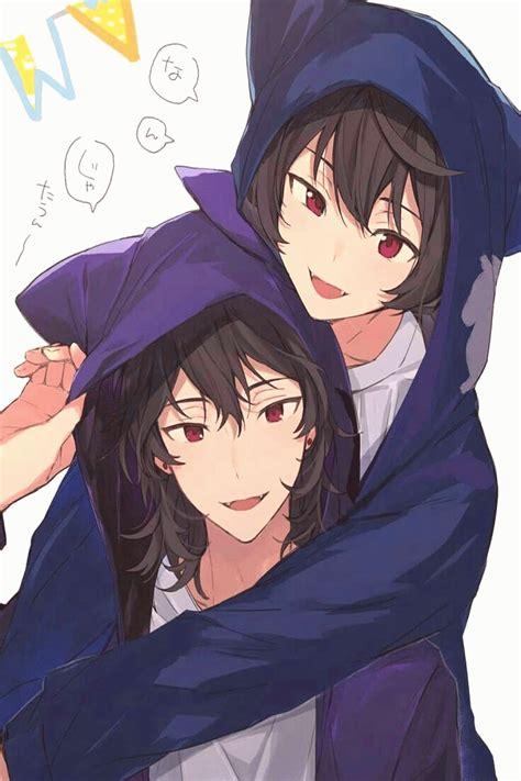 Pin Pada Anime Couple