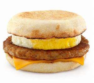 When is the best time to sell the Sausage McMuffin with ...