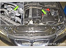 BMW E60 5Series Heater Valve Testing and Replacement