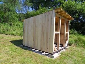 Sur Quoi Poser Un Abri De Jardin : pose des planches de bardage photo de l 39 abri de jardin ~ Dailycaller-alerts.com Idées de Décoration