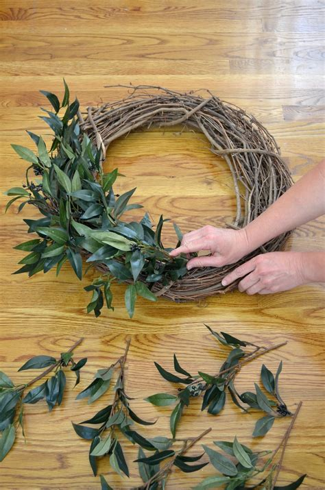 diy farmhouse style wreath  home   barkers
