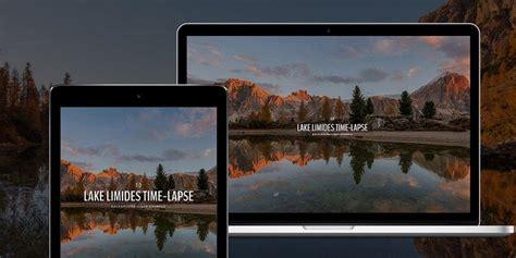 landscape  versatile photography wordpress theme