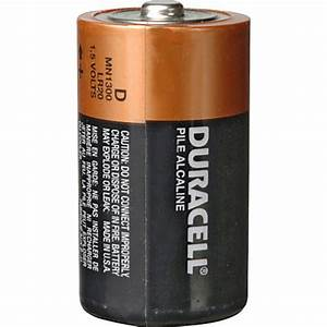 Duracell D 1 5v Alkaline Coppertop Battery  2 Pack