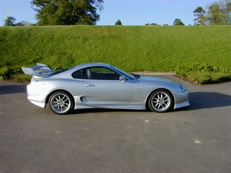 1993 Toyota Supra  Information And Photos Zombiedrive