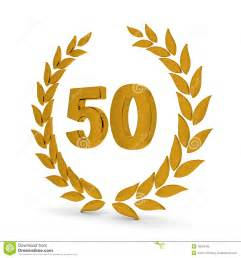 50th Anniversary Clip Art Free