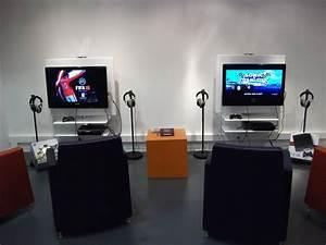 amenagement deco salle de jeux video With deco de terrasse exterieur 13 decoration salle de jeux playstation