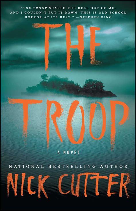 troop nick cutter books