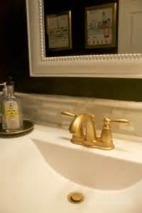 Can You Spray Paint Bathroom Fixtures by How To Spray Paint Your Faucet Correctly Painted