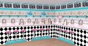 Deko 50er Party : usa party dekorationen ~ Sanjose-hotels-ca.com Haus und Dekorationen