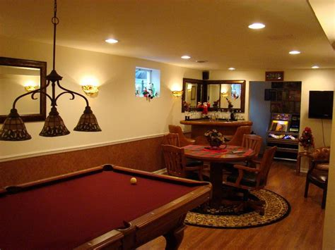 Bloombety  Small Game Room Ideas Image Gallery Small Game