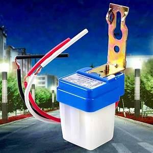Auto On Off Photocell Light Sensor Switch In Sri Lanka