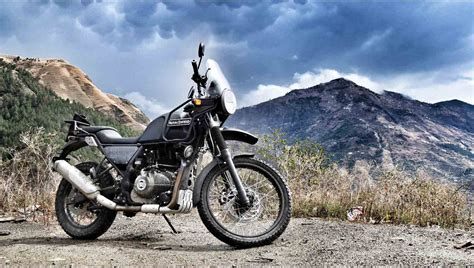 Royal Enfield Himalayan 4k Wallpapers by Review Royal Enfield Himalayan Gq India Gq Gears Bikes