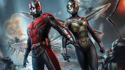 ant man   wasp actors reprise roles  disney parks