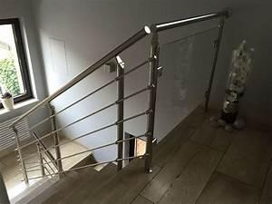 Treppengeländer Mit Glas : baitinger treppen und balkongel nder ~ Markanthonyermac.com Haus und Dekorationen