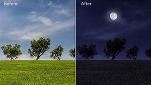 Night And Day : how to create night scene from a day photo photoshop ~ A.2002-acura-tl-radio.info Haus und Dekorationen