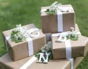 Bridal Shower Gift Wrapping Ideas on