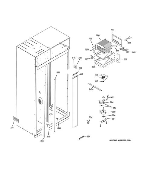 ge zissdkbss side  side refrigerator parts sears partsdirect